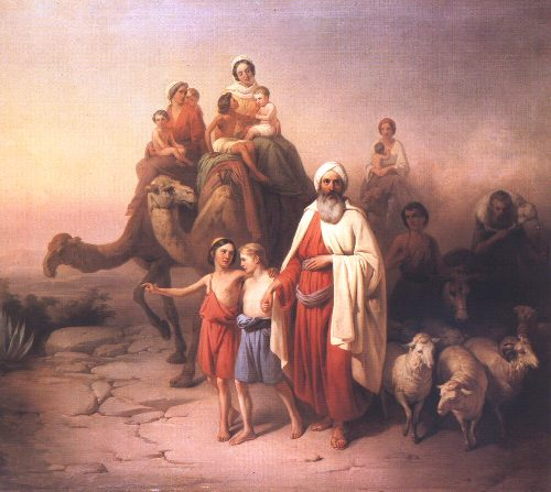 the story of abraham the father of the jewish people Historians and academics in the fields of linguistics and source criticism believe that the stories of ishmael ishmael, his father abraham people of abraham.