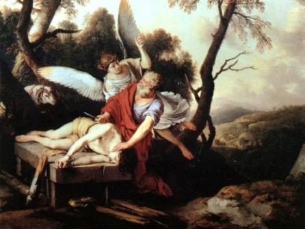 Genesis 22: Abraham's