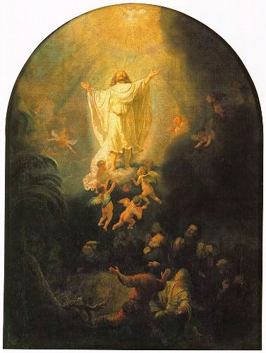 Ascension_rembrandt