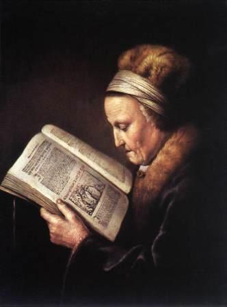 Biblewomanreading