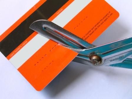 Creditcardcut