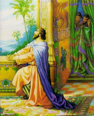 Daniel_prayer