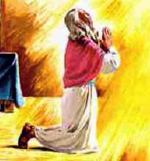 Daniel_praying