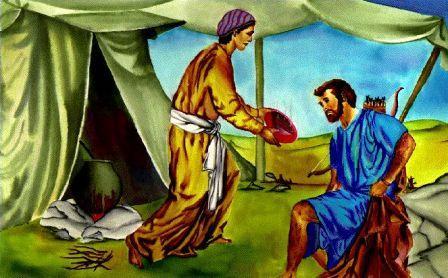 Esau_birthright