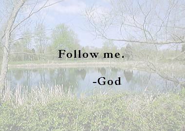 Follow_god