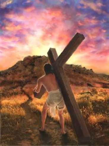 """God had one son without sin, but no son without a cross."""