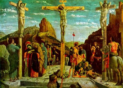 Mantegnacrucifixion